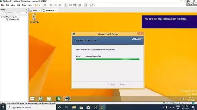 تثبيت ويندوز 10 و 8.1 و 7 كنظام وهمي على على برنامج vmware workstation