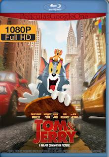 Tom y Jerry (2021) [1080p Web-DL] [Latino-Inglés] [LaPipiotaHD]
