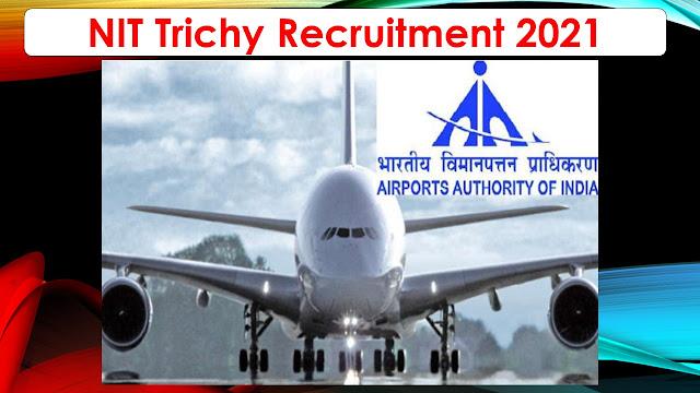 AAI Recruitment 2021 368 Junior Executive Posts – Apply online
