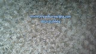 pengecatan motif granit