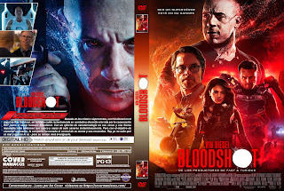BLOODSHOT 2020 [COVER - DVD]