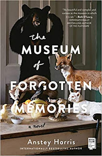 Book Review and GIVEAWAY: The Museum of Forgotten Memories, by Anstey Harris {ends 11/18}