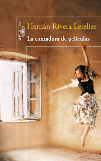 """""""La contadora de películas"""" - Hernán Rivera"""