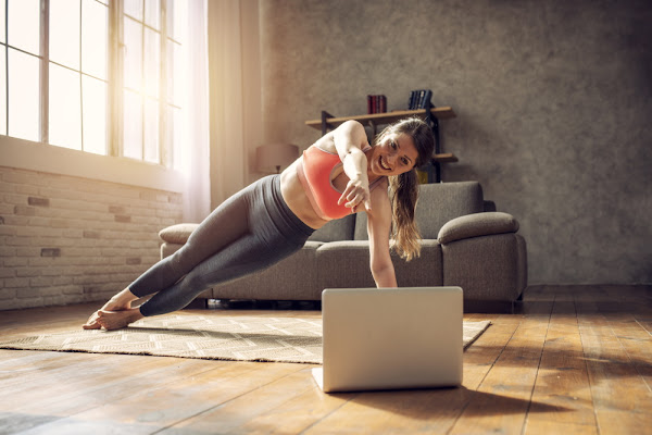 Fortalecer o corpo e o Wi-Fi: dicas devolo para tirar o maior partido do ginásio em casa