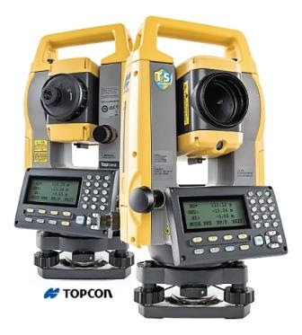 JUAL TOTAL STATION TOPCON GM 100