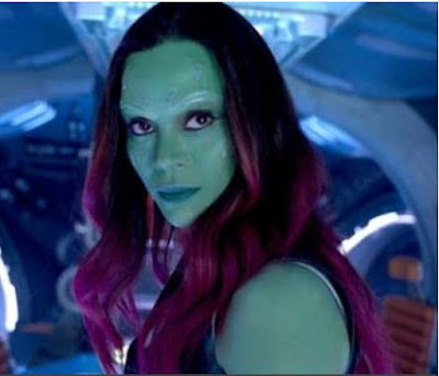 What planet is Gamora from?