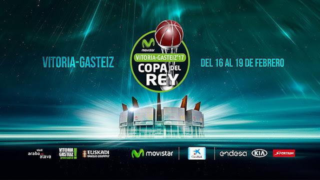 La Copa del Rey de Basket vuelve a Vitoria