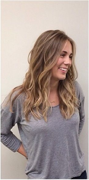 #7 Blonde hair color shade
