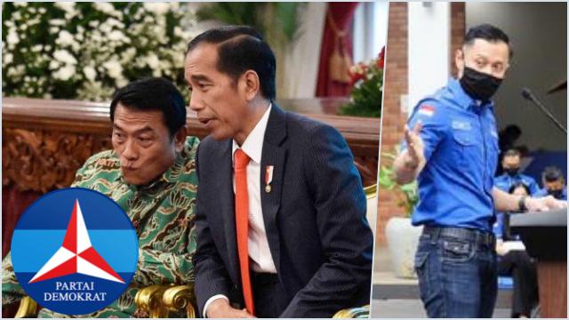 Andi Arief Sebut Moeldoko Ngaku Dapat Restu Jokowi Ambil Alih Demokrat