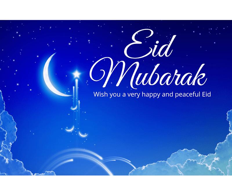 Eid Mubarak Image and wishes