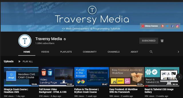 Traversy Media Net Worth