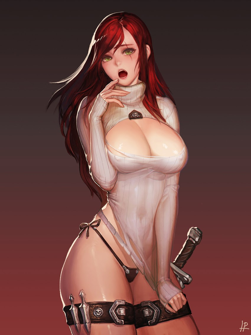 league of legends sexy