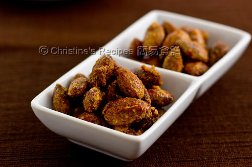 Roasted Almonds02