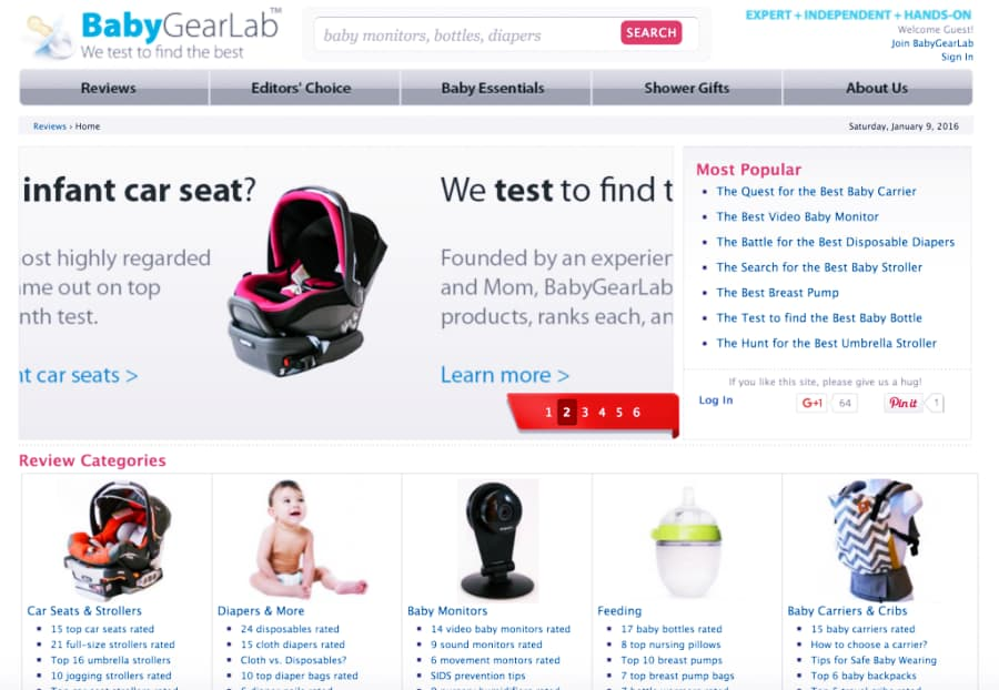 إنشاء موقع لتسويق منتجات أمازون