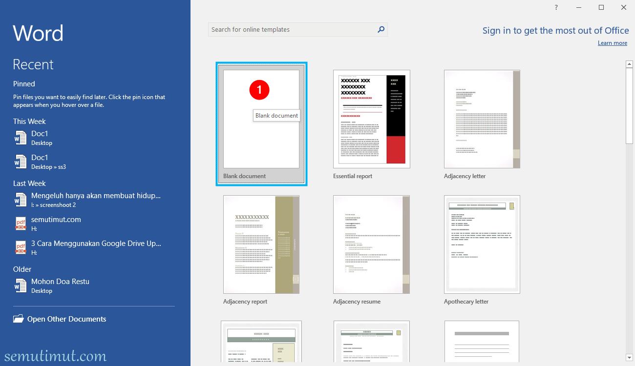 Cara Membuat Background di Word Menggunakan Gambar & Warna ...