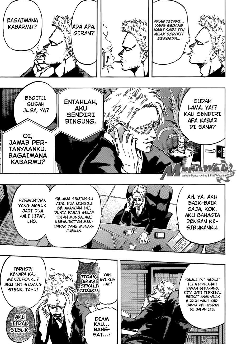 Boku no Hero Academia Chapter 115-8