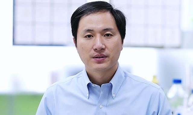 El científico chino He Jiankui, fue condenado hoy a tres años de prisión por su experimento.