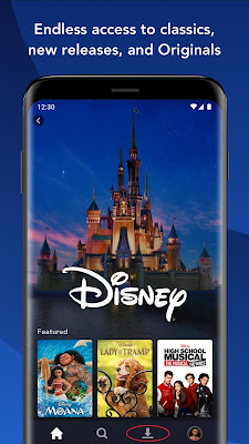 How to download movies and shows from Disney+