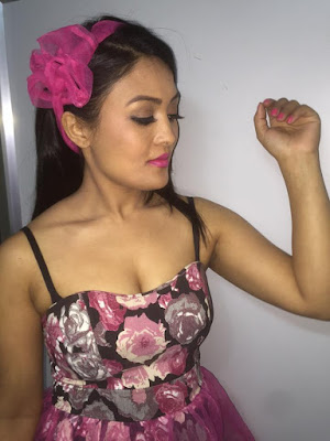 Janwi Bohara Nepali Actress Model