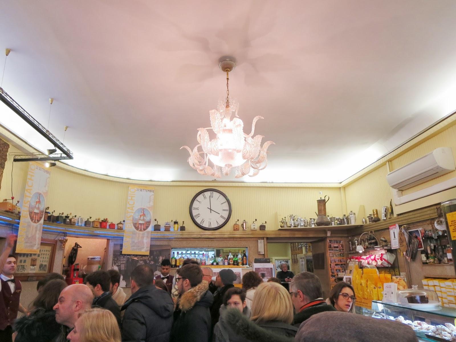 Sant'Eustachio Il Caffè in Rome, Italy