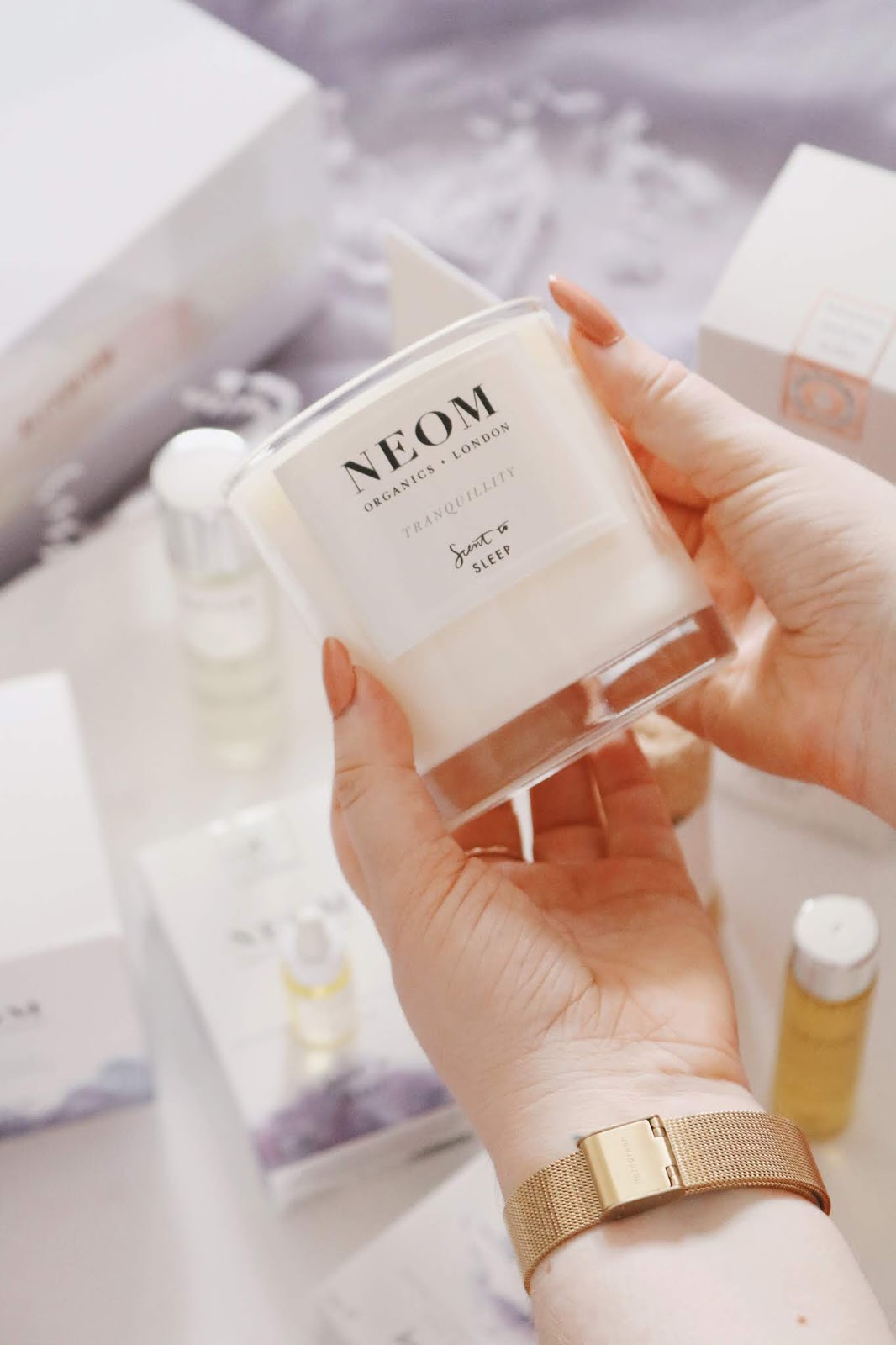 LookFantastic x Neom Box