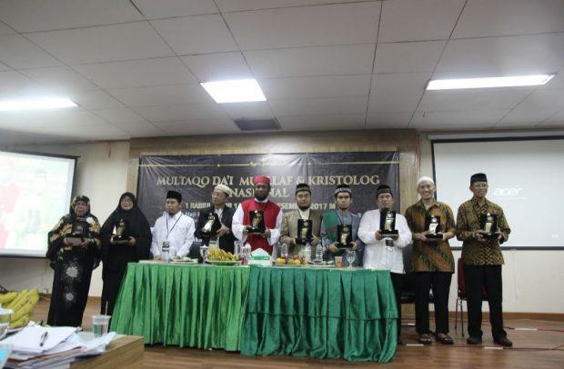 Komisi Anti Pemurtadan Anugrahkan Penghargaan kepada 9 Da'i Paling Andil, Salah Satunya Felix Siauw