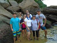 Estudantes do UNIFESO Teresópolis visitam ecossistemas costeiros no Rio de Janeiro