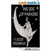 This Side of Paradise by F.Scott (Francis Scott) Fitzgerald