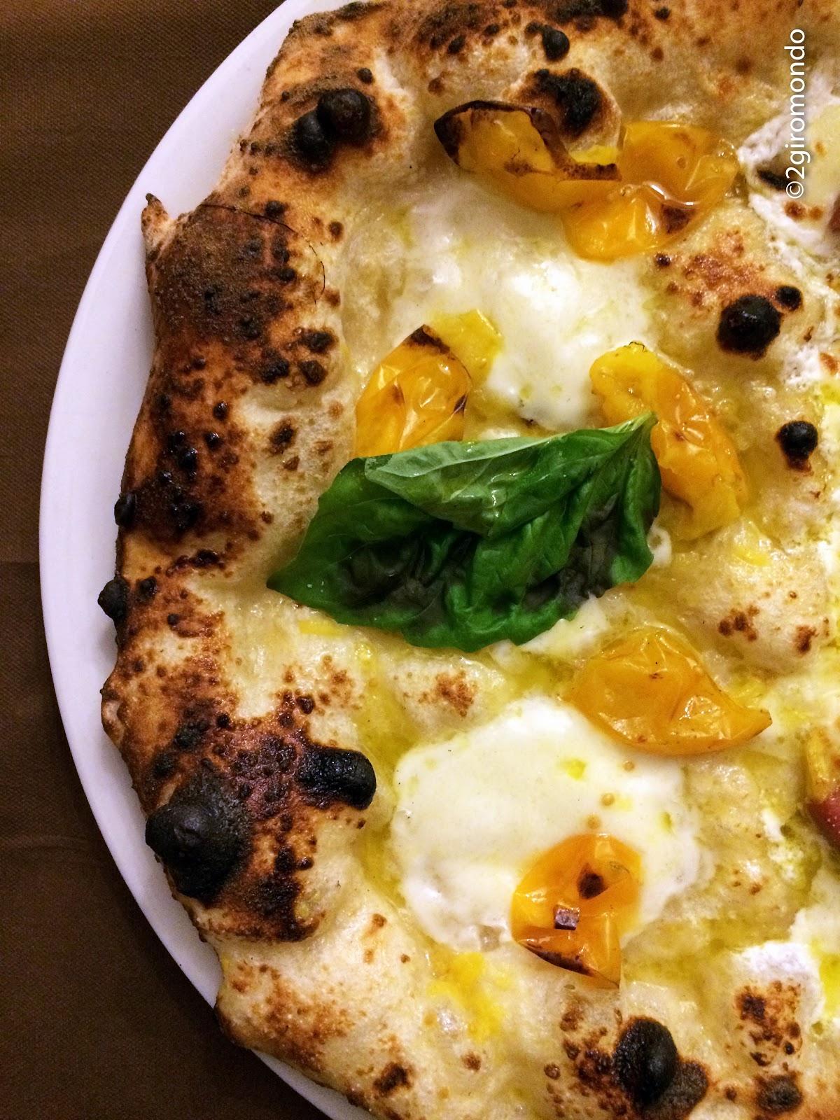 La vera pizza Fiocco