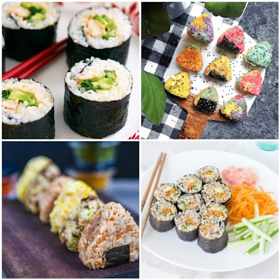 international sushi day recipes onigiri tutorial diy
