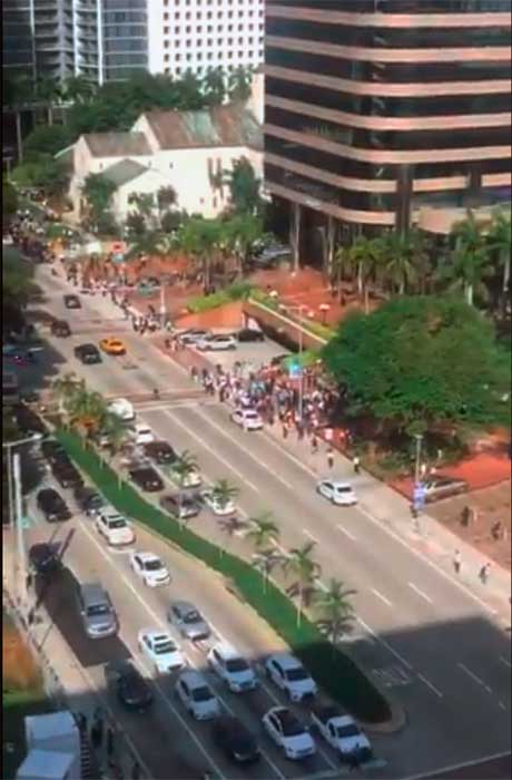 Cuba y Jamaica tiembla por un terremoto de 7,7 grados