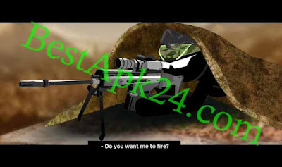 Stick Squad Sniper Battlegrounds Android MOD APK Unlimited Money Download 3 1 - Stick Squad: Sniper Battlegrounds v1.0.48 Apk + Mod
