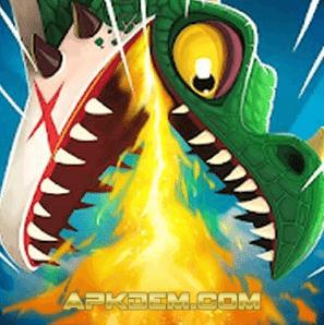 Download Hungry Dragon MOD APK Terbaru