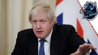 بوريس جونسون رئيس وزراء بريطانيا في العناية المركزة بعد عشرة أيام من إصابته اصابة رائيس وزراء بريطانيا بكورونا فيروس كورونا فيروس يصيب رئيس وزراء بريطانيا فيروس كورونا يصيب بوريس جونسون  اصابة بوريس جونسون