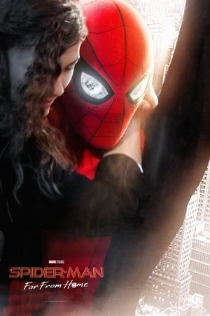 Spider Man Far from Home 2019 English 720p HDRip 900MB KSubs