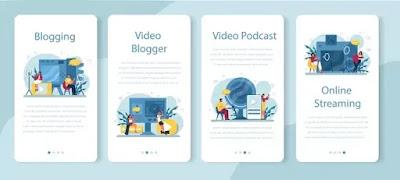 Mengenal Blogging, Vlogging, dan Podcasting