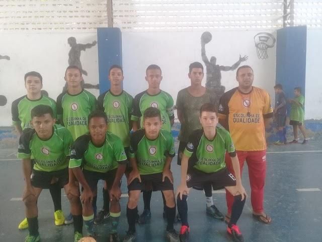 Escolinha do Atlético de Arara vence amistoso contra escolinha de Casserengue
