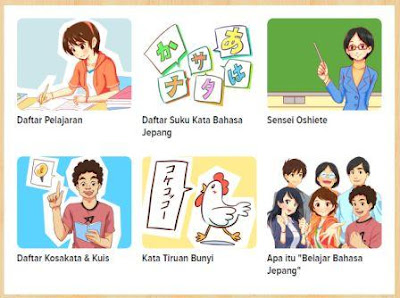 Download Tabel Hiragana dan Katakana