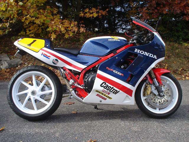 Honda VF1000R HD Pics