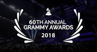 60th Grammy Award 2018