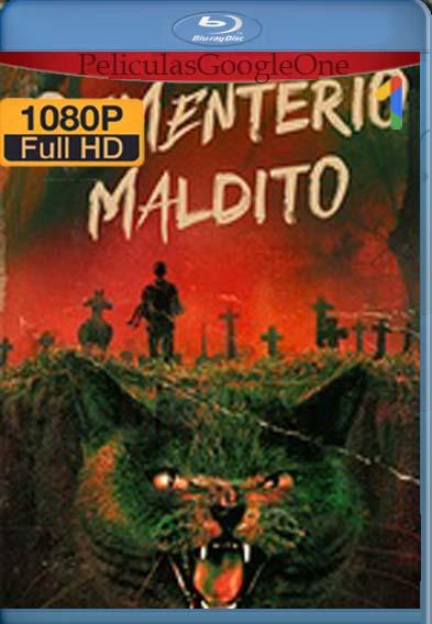 Cementerio Maldito (1989) [1080p BRrip] [Latino-Inglés] [LaPipiotaHD]