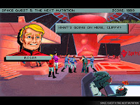Videojuego Space Quest V