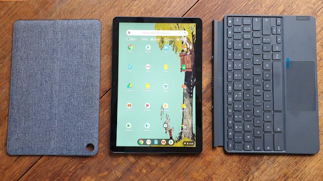 Lenovo IdeaPad Duet Chromebook Review