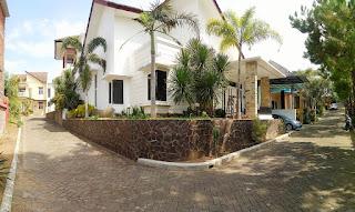Villa Kota Batu Dekat Wisata