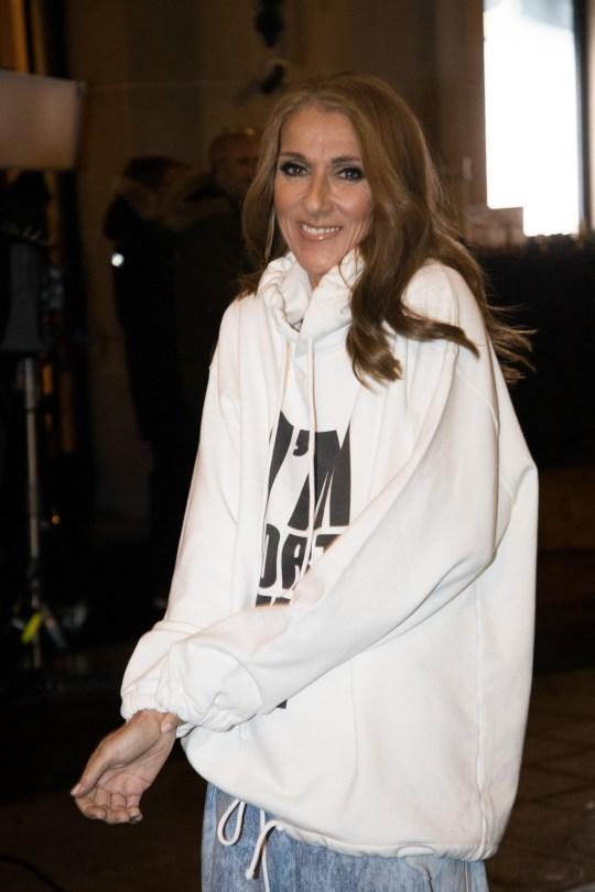 Céline Dion coton ouaté. PYGear.com