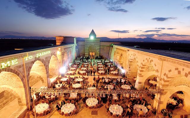 Kunjungan ke Konya (Turki) Dalam Cinta Rumi