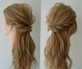 Women's Hair Binding Style 2020