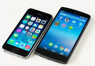 Smartphone Android più sicuri di iPhone