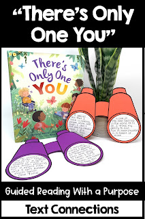 There's Only One You Guided Reading with a Purpose