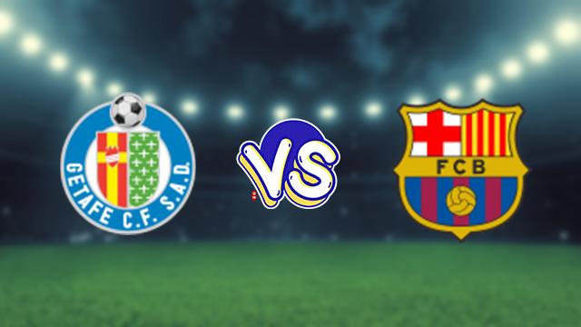 مباراة برشلونة ضد خيتافي